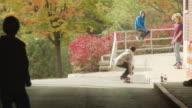 WS Boys (12-13) skateboarding, Cazenovia, New York, USA