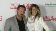 Brad Armstrong Jessica Drake at the 2017 AVN Awards Nomination Party at Avalon Nightclub in Hollywood Celebrity Sightings on November 17 2016 in Los...