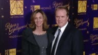 Brad Bird and Elizabeth Canney at 21st Annual Art Directors Guild Excellence In Production Design Awards at The Ray Dolby Ballroom at Hollywood...