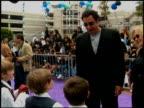 Brad Garrett at the 'Casper' Premiere at Universal in Universal City California on May 21 1995
