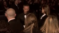 Brad Pitt and Angelina Jolie arrive at the BAFTAs 2014