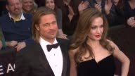 Brad Pitt Angelina Jolie at 84th Annual Academy Awards Arrivals on 2/26/12 in Hollywood CA