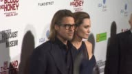Brad Pitt Angelina Jolie at In The Land Of Blood And Honey Los Angeles Premiere] on 12/8/11 in Hollywood CA