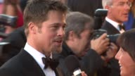 Brad Pitt at the 65th Venice Film Festival Burn After Reading Premiere at Venice