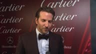 INTERVIEW Bradley Cooper on receiving the Desert Palm Achievement Actor Award his role in Silver Linings Playbook at 24th Annual Palm Springs...