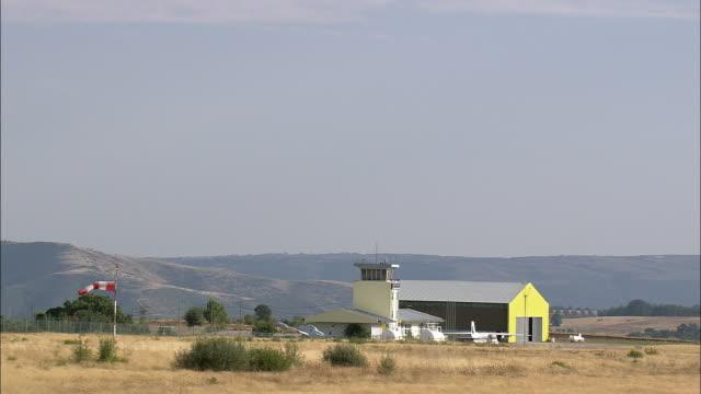 AERIAL WS Braganca airport / Braganca, Portugal