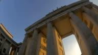 Brandenburg gate,Berlin,WS,PAN