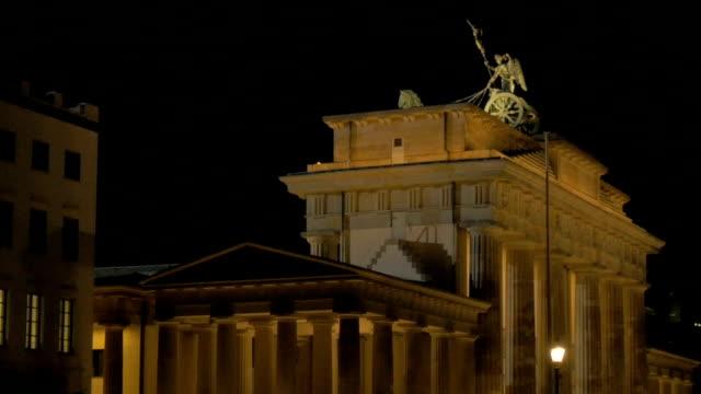 Brandenburg gate,Berlin,Night,ZO,