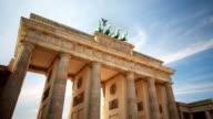 TIME LAPSE: Brandenburger Gate Berlin