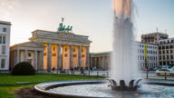 Brandenburger Gate in Berline, Germany
