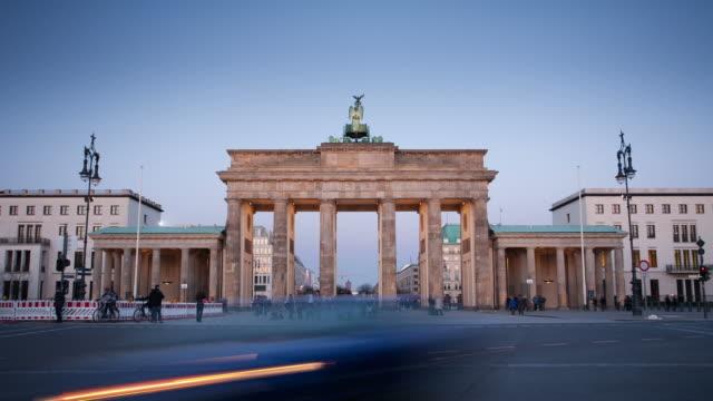 TIME LAPE: Brandenburger Gate