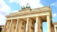 Brandenburger Tor - Time Lapse