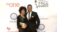 Brandon Bell at the 46th Annual NAACP Image Awards Arrivals at Pasadena Civic Auditorium on February 06 2015 in Pasadena California