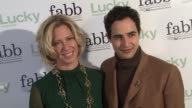 Brandon Holley Zac Posen at Lucky Magazine Hosts First Ever West Coast FABB Fashion And Beauty Blog Conference Presented By PG Beauty Grooming on...