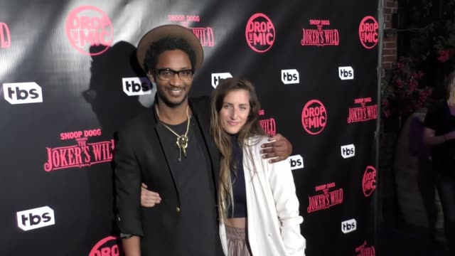 Brandon Owens at TBS' Drop the Mic and The Joker's Wild Premiere Party at Dream Hotel on October 11 2017 in Hollywood California