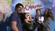 Brandon Routh at Disney On Ice Presents Let's Celebrate Presented By Stonyfield YoKids Organic Yogurt in Los Angeles CA