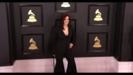 Brandy Clark at the 59th Annual Grammy Awards Arrivals at Staples Center on February 12 2017 in Los Angeles California 4K