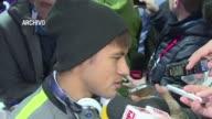 Brasil acatara la decision de la Conmebol de suspender a su astro Neymar por cuatro partidos lo que lo deja afuera de la Copa America