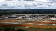 Brasilia Airport  - Aerial View - Federal District, Brasília, Brazil