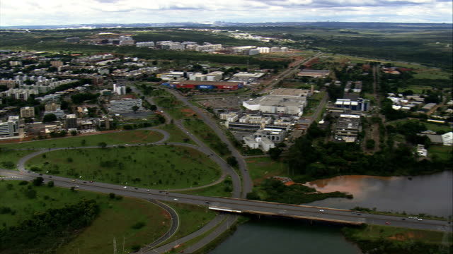 Brasilia North Wing  - Aerial View - Federal District, Brazil