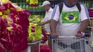 Brazil confirmed its slow exit from the country's worst recession on record Friday with the economy nudging up 02 percent the second straight quarter...