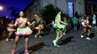 Brazil, Olinda, music and carnival