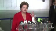 Brazil president Rousseff says Chinese president Xi Jinping proposed the creation of a $20 billion fund to finance infrastructure projects in Latin...