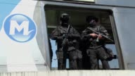 Brazilian authorities have made security a top priority for the 2016 summer Olympics in Rio and police squads are already gearing up one year after...