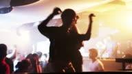 MS Brazilians dance at a fashionable nightclub / Buzios, Brazil