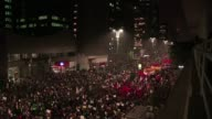 Brazilians took to the streets again Thursday in several cities on a new day of mass nationwide protests demanding better public services and...