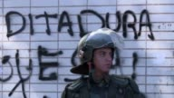 Brazil's embattled President Michel Temer withdrew the military from the capital's streets on Thursday after their deployment following widescale...