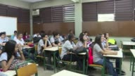 Brazil's military and government ministers visited schools across the country on Friday to raise awareness of prevention of the Zika virus and its...