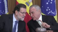 Brazil's President Michel Temer declared Monday after talks with his Spanish counterpart that investors are returning to Latin America's biggest but...