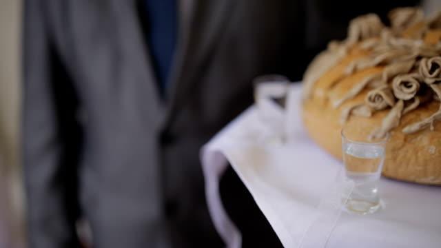 Pane e sale sul matrimonio