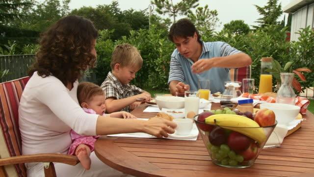 HD: Breakfast On The Terrace