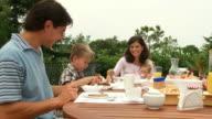HD DOLLY: Breakfast On The Terrace