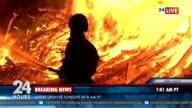 Breaking News About Fire Outbreak