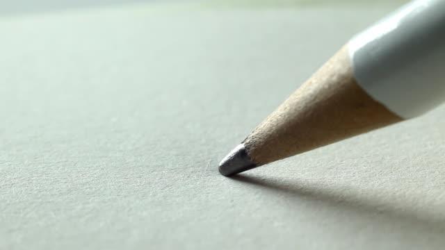 Breaking Pencil Nib