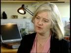 New treatment ITN Dr Alison Jones interviewed SOT Discusses benefits of pill treatment