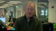 Jane Tomlinson Appeal raises 10 million pounds Mike Tomlinson LIVE interview continues SOT