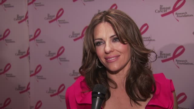 Breast Cancer Research Foundation's Hot Pink Party Arrivals New York NY United States