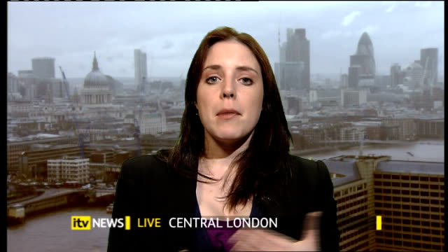 London GIR INT Dr Kat Arney LIVE 2WAY interview from Central London SOT talks of breast cancer screening saving lives benefits outweigh risks