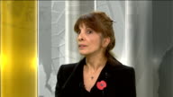 Sharon Osbourne has double mastectomy ENGLAND London GIR INT Chrystall Spire STUDIO interview SOT
