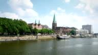 Bremen, Zeitraffer