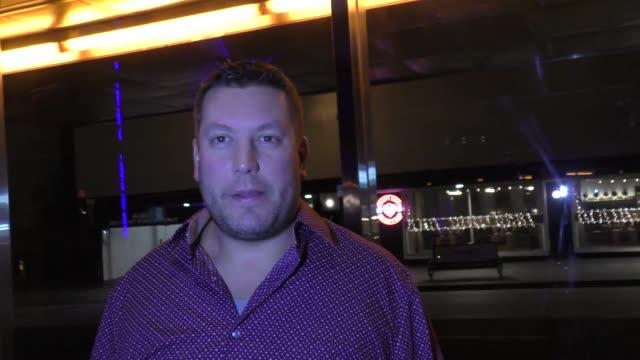 INTERVIEW Bret LaBelle talks about Survivor 33 at the Survivor Millennials vs Gen X Wrap Party at The Standard Hotel In Los Angeles in Celebrity...