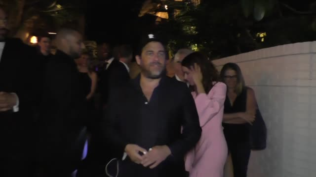 INTERVIEW Brett Ratner on Harry Dean Stanton outside Chateau Marmont in Hollywood at Celebrity Sightings in Los Angeles on September 16 2017 in Los...