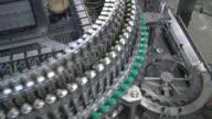 CU ZO Brewery bottling plant in Warsteiner AG / Warstein, North Rhine Westphalia, Germany