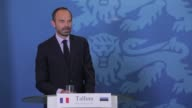 Brexit digital issues and security issues facing Russia were on the agenda during the first foreign trip by French Prime Minister Edouard Philippe to...