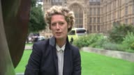 European Union Withdrawal Bill accused of giving ministers too much power Westminster EXT Reporter to camera