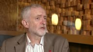 High Court Article 50 decision Jeremy Corbyn interview ENGLAND London INT Jeremy Corbyn MP interview SOT